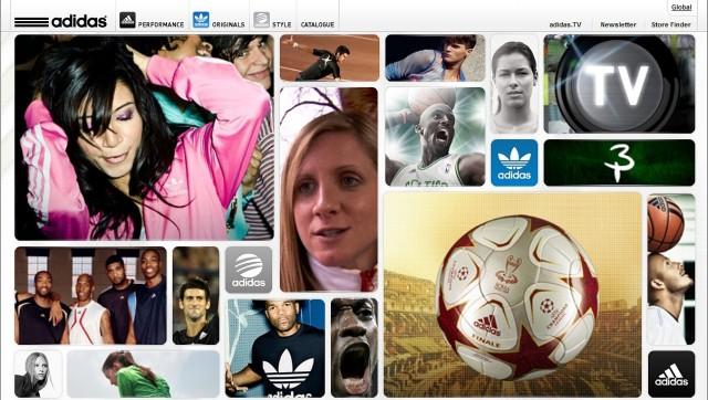 Oficiální webové stránky adidas.com